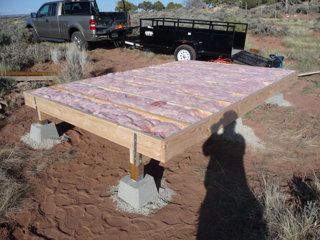 Mcewen 39 s mcblog for Floor joist insulation